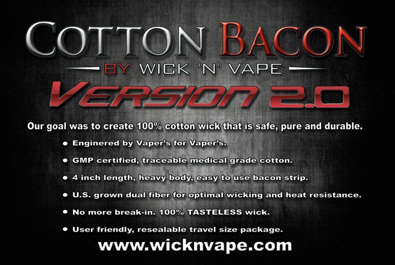 Cotton Bacon poster