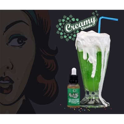 Creamy Clouds Creme Soda Float Vaperite